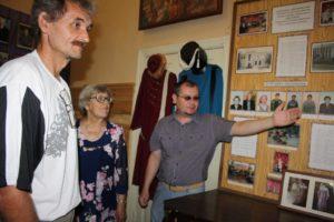 Экскурсия в музей и картинную галерею