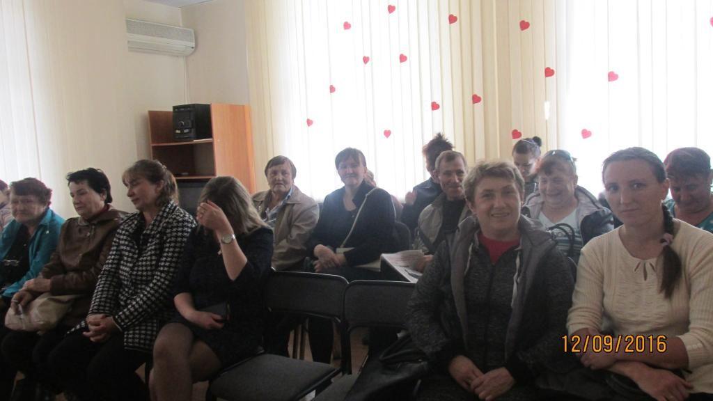 Встреча в Управлениии Пенсионного фонда по Тюкалинскому району